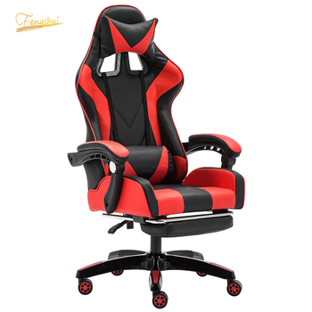 New Office Chair Professional Computer Gaming Chair DNF LOL Internet Cafes Sports Racing Armchair Chair WCG Play Gaming Chairs yk 2 wcg computer chair racing synthetic leather gaming chair internet cafes comfortable lying household chair