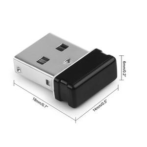 Image 5 - אלחוטי Dongle מקלט מאחד USB מתאם עבור עכבר מקלדת להתחבר 6 מכשיר עבור MX M905 M950 M505 M510 M525 וכו
