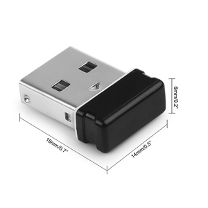 Image 5 - Wireless Dongle Receiver Unifying USB Adapter for Mouse Keyboard Connect 6 Device for MX M905 M950 M505 M510 M525 Etc