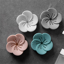 1 pcs New Flower Aromatherapy Box Wardrobe Deodorant Home Bedroom Bathroom Toilet Smell Deodorizer Hot Sale