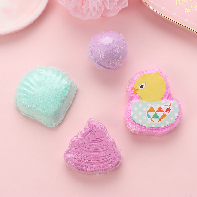 8 Styles Bath Salt Skin Whitening Natural Skin Care Cloud Bombs Ball Exfoliating Rainbow Bath Salt Moisturizing Bubble Bath Salt 3