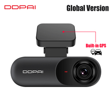 DDPAI Dash Cam mola N3 with Built-in GPS Driving Recorder Car On-Dash Mounted Cameras
