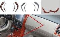 Precio https://ae01.alicdn.com/kf/Hc84b5ebe285b4943884a217d35decd7fg/4 unids lote pegatina de coche ABS fibra de carbono o centro de grano de madera.jpg