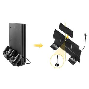 Image 5 - אנכי קירור Stand תחנת טעינת Dock w/רכזת עבור PS4/PS4 Slim/PS4 פרו