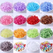 37pcs 10MM Czech Glass Seed Beads Small Jewelry Suitable for Clothing Handmade DIY Bracelet Necklace