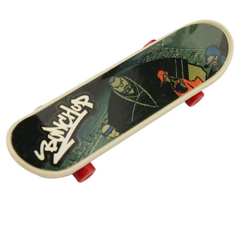 Menino brinquedos fingerbord mini dedo skate fingerboard stents esfrega dedo scooter skate embarque clássico jogo meninos brinquedo