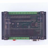 plc programmable logic controller plc with enclosure 20MR FX2N 12 input 8 output 0~10V 2 ad relay automatic controller