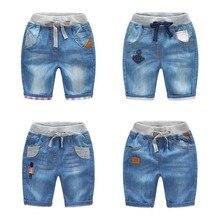 Летняя детская одежда; Лидер продаж; детские джинсы для мужчин и женщин; Прямые продажи от производителя; популярные джинсы на гусеничном ходу