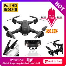 A908 Drone 1080p HD z lotu ptaka profesjonalne drony wifi fpv Quadcopter inteligentny śledź wszystkie ostatnie lot 20 minut do h tanie tanio CEVENNESFE Metal Z tworzywa sztucznego 30day 4*15v AA 37*36*6 5cm Silnik szczotki Batteries Operating Instructions Charger