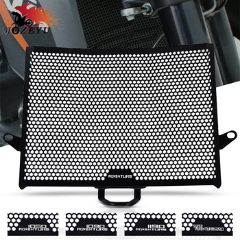 For KTM 1050 1090 1190 ADV 1290 Super Adventure/Duke ADV R/S/T 2014+ Aluminum Motorcycle Radiator Grille Guard Cover Protector clutch slave cylinder guard protector cover for ktm 1290 adv super duke r superduke gt 1290 super adventure r s super duke r gt