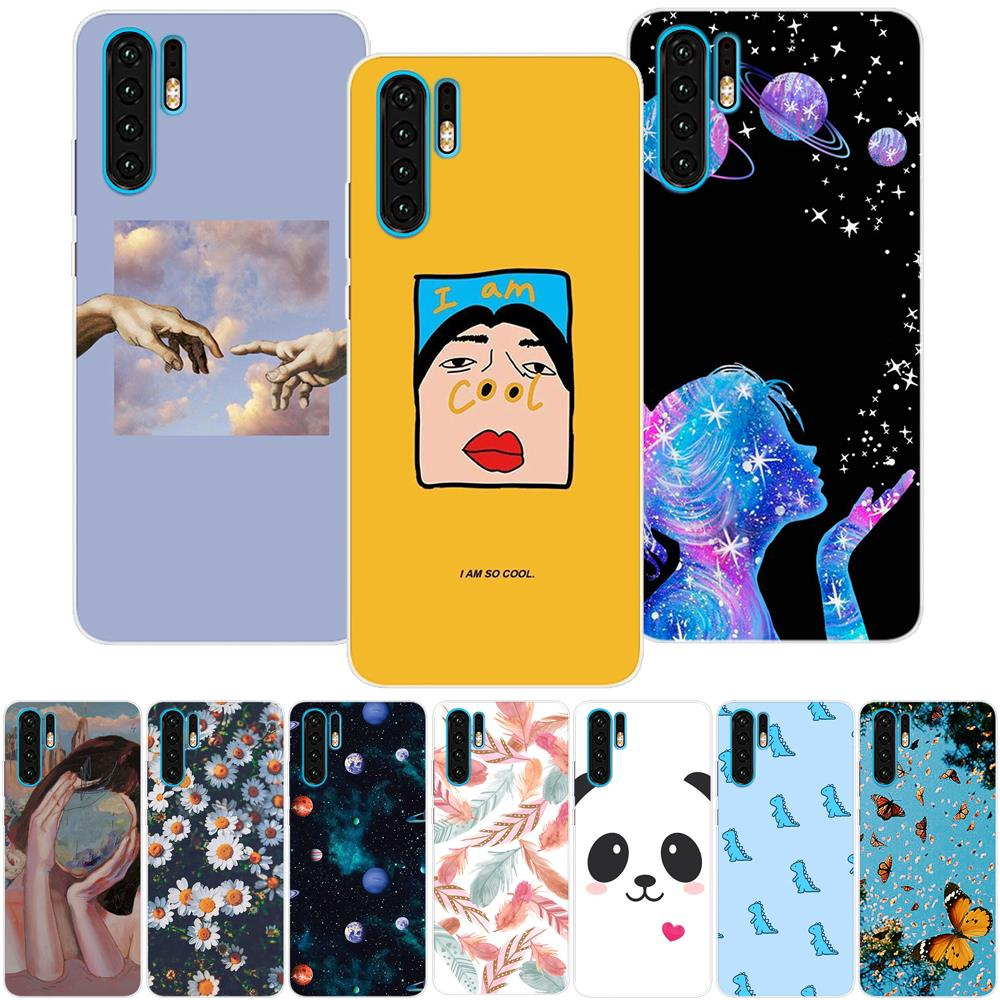 YISK Phone <font><b>Case</b></font> For <font><b>HUAWEI</b></font> Y9 <font><b>Y7</b></font> Y6 Y5 <font><b>2019</b></font> P Smart <font><b>2019</b></font> Y5 Y6 Prime 2018 P30 P20 Lite Mate 10 20 30 Lite Honor 8X 9X TPU <font><b>Cover</b></font> image