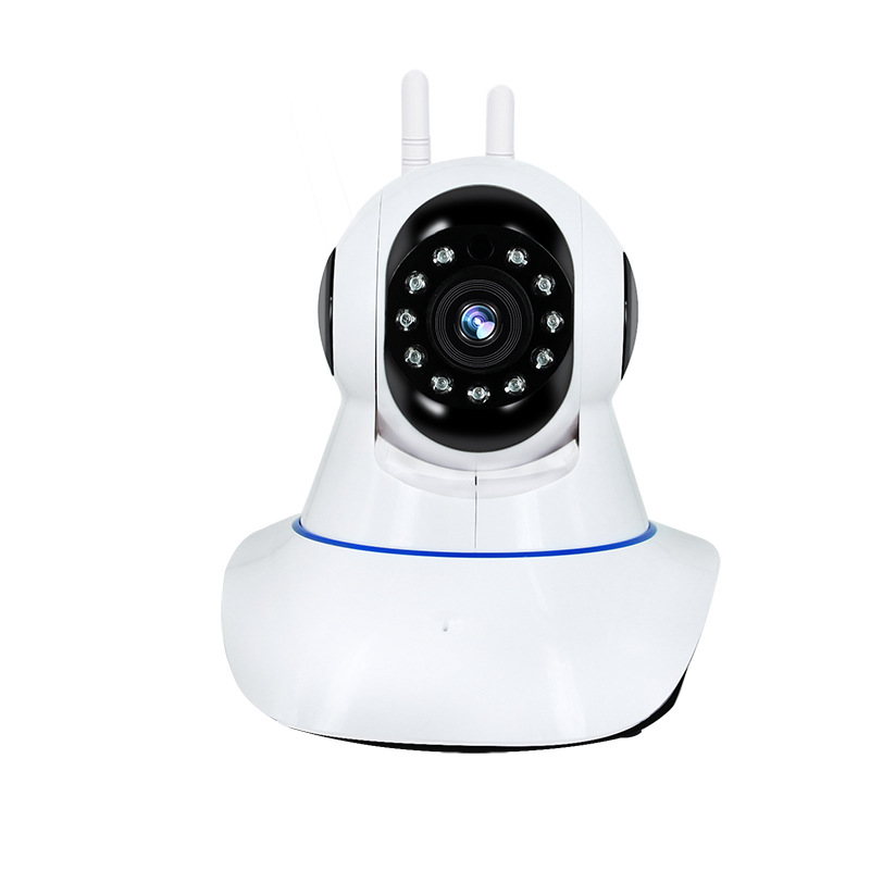 Wireless Remote Surveillance Camera Network High-definition Camera Shaking His Head Machine WiFi Remote IP Camera