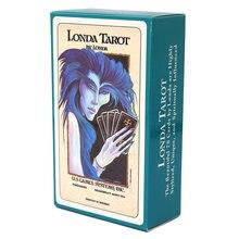 Колода карт londa tarot 78 высоко стилизованная уникальная духовно
