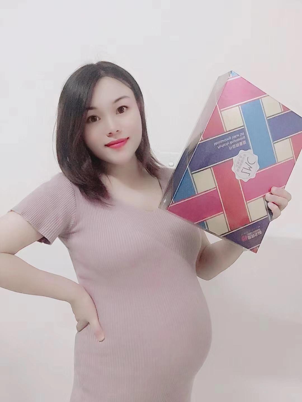 孕妈妈整个孕期都在我用思埠新零售产品