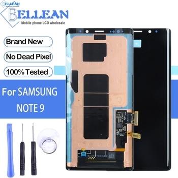 Dinamico N960 Lcd para Samsung Galaxy Note 9 Lcd Panel digitalizador montaje SM-N960F/DS N960U N9600 pantalla táctil + marco