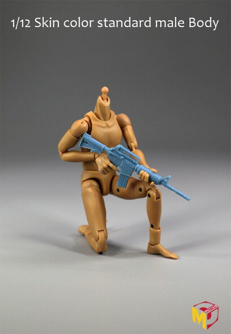 MCCToys 1//12 Male Figure Body MCC023 Model Narrow Shoulder 6/'/'Action Figure Doll