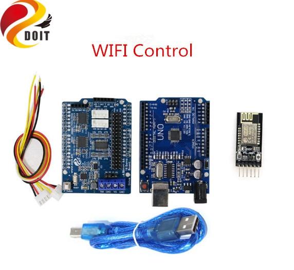WIFI 控制