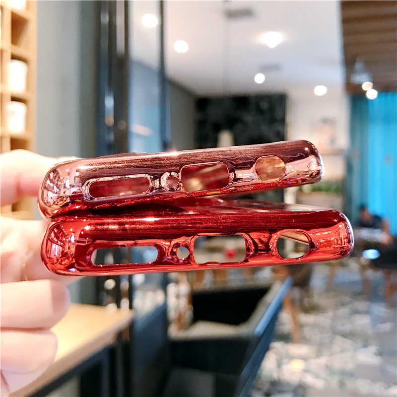 """Oppo R9 R9S R11 R11S プラス R15 R17 A39 A57 A59 A73 A79 A83 F5 F9 A5 F1S セクシーな 3D 「キスミー """"リキッドグリッター流砂カバーケース"""