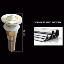 Раковина для раковины аксессуар для раковины с отверстием 33-50 мм(1,29-1,96 дюйма