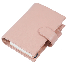 Leather Diary Notepad 30 MM Ring, Binder, Diary, Agenda, Exquisite Leather Man Agenda Planner Organizer Gift.