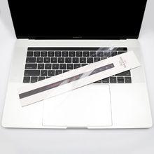 Прозрачная пленка для защиты кожи, защитная наклейка для Macbook Pro 13, сенсорная панель A1706 15 A1707, сенсорная панель ID, наклейка s