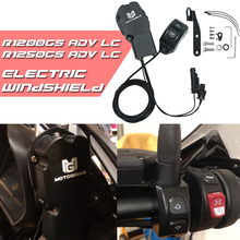 Déflecteur de vent électrique étanche, pour BMW R1250GS R1200GS ADV LC 2013 – 2021