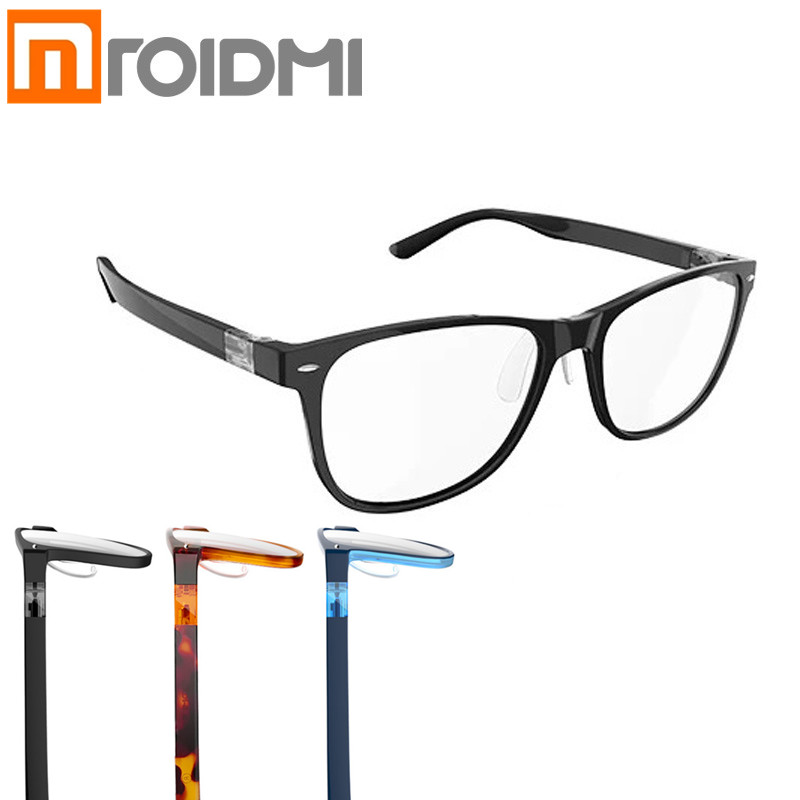 Xiaomi ROIDMI Qukan B1/W1 Photochromic Anti Blue Ray Protect Glasses Detachable Anti-blue-rays Protective Glass Updated Version