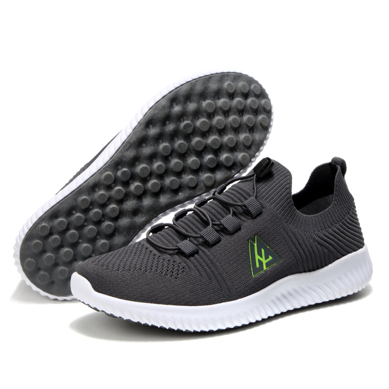 Image 5 - Summer Casual Shoes Men Sport Shoes Boy Comfortable Breathable Women Sneakers Male Air Mesh Footwear Fashion Spring EVA LoafersMens Casual Shoes   -