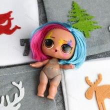 Оригинальные куклы lol surprise оригинальные блестящие волосы