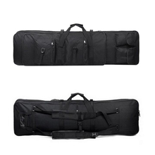 118cm arma de caza táctica llevar accesorios hombro mochila Nylon funda bolsa multifunción bolsa para deportes al aire libre