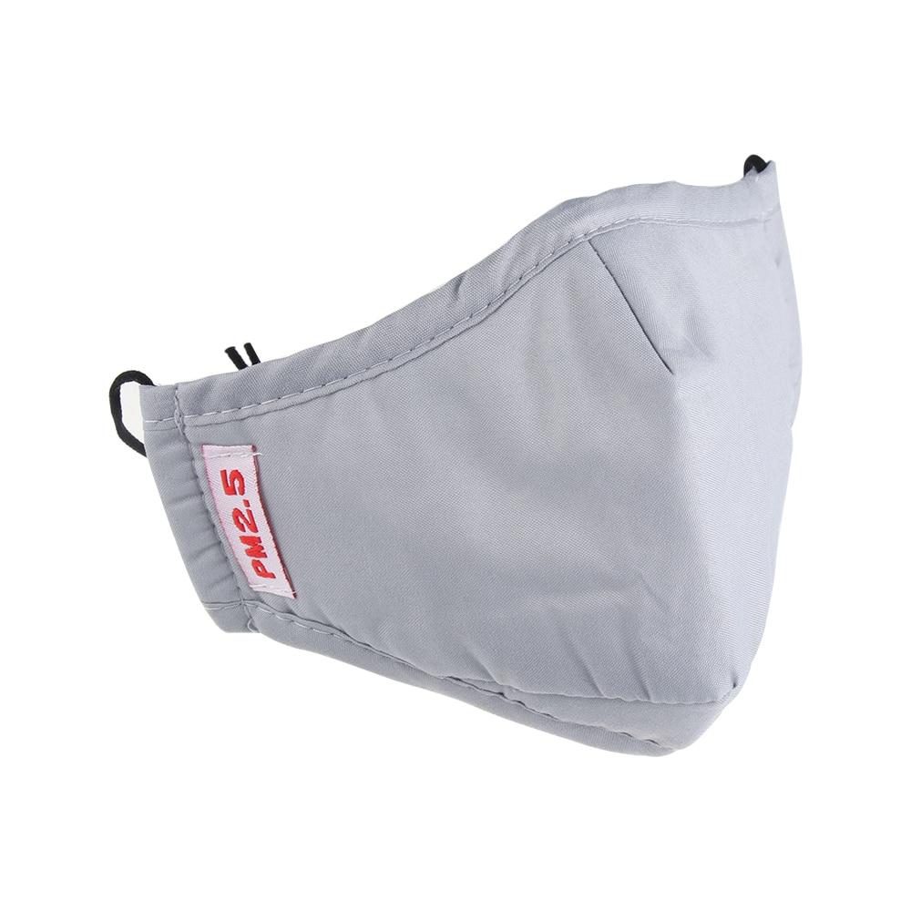 New Cotton PM2.5 Mask Mouth Face Mask Anti-Dust Mouth Respirator Anti Haze PM2.5 Washable Reusable Masks