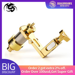 Adjustable Stroke Tattoo Rotary Machine Direct Drive Motor Permanent Makeup Machine Accessories for Tattoo