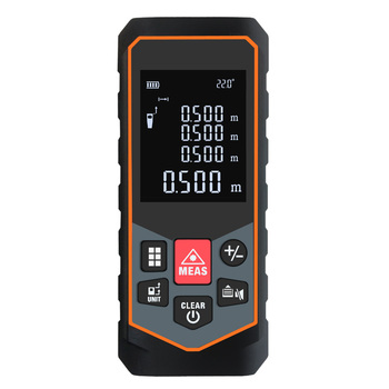 цена на Mileseey Laser Distance Measure Mini Handheld Digital Laser Distance Meter Rangefinder Measurer