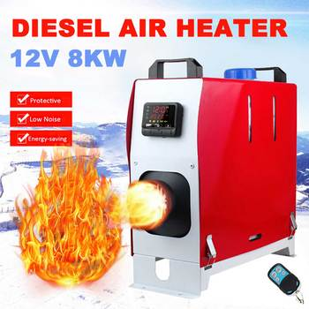 all-in-one-12v-8kw-car-diesels-air-parking-heater-with-remote-control-lcd-monitor-for-rv-motorhome-trailer-truck-boats-heater