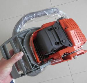 """Image 4 - 365 GASOLINE CHAINSAW W/ 18"""" GUIDE BAR & CHAIN PITCH 3/8 GAUGE 058 68 DRIVE LINKS 65CC 2 CYCLE HORSE POWER STRONG PETROL SAW"""