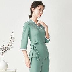 2020 медицинская униформа для ролевых игр, медсестра, сапоги из флока с ажурной кромкой на медицинская униформа для женщин униформа для сотру...