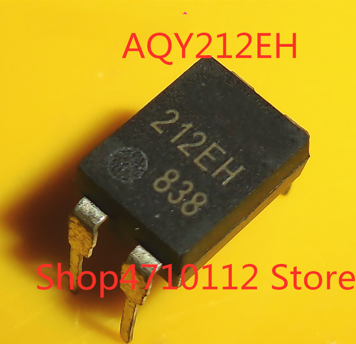 10PCS/LOT NEW  AQY212EH AQY212 212EH.AQY210EH AQY210  210EH .AQY214EH AQY214 214EH DIP4 IC