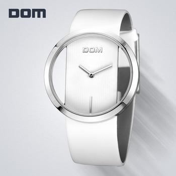 Женские элегантные кварцевые часы DOM