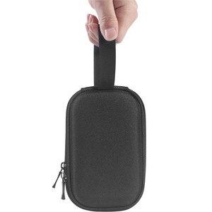 Image 3 - Étui de protection de stockage EVA pour Samsung T7 Touch Portable SSD disques statiques externes sac de transport avec couvercle en Silicone