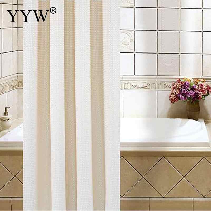 دش مقاوم للماء للحمام المنزل ديكور البوليستر Peva دش الستائر نمط متعددة حجم دش الستائر كبيرة