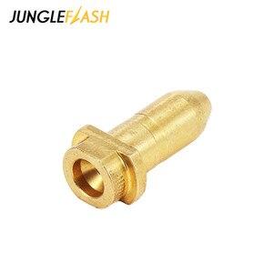 Image 4 - Adaptateur de buse en laiton K5 pour Karcher, remplacement de Lance de pistolet de pulvérisation, buse de Jet de lavage de voiture, pointe de pulvérisation deau