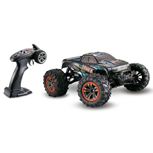 цена на 4WD 2.4Ghz RC Truck Car 1:10 Scale Off-Road High Speed Remote Control Car Vehicle Buggy Electronic Racing Cars