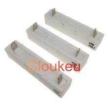 RX27-40W 5% Vertical Cimento resistência 0.1R 4.7R 5.1R 8R 10R 40R 60R 68R 75R 100R 15 160R 1.5K 3.5K K ohm