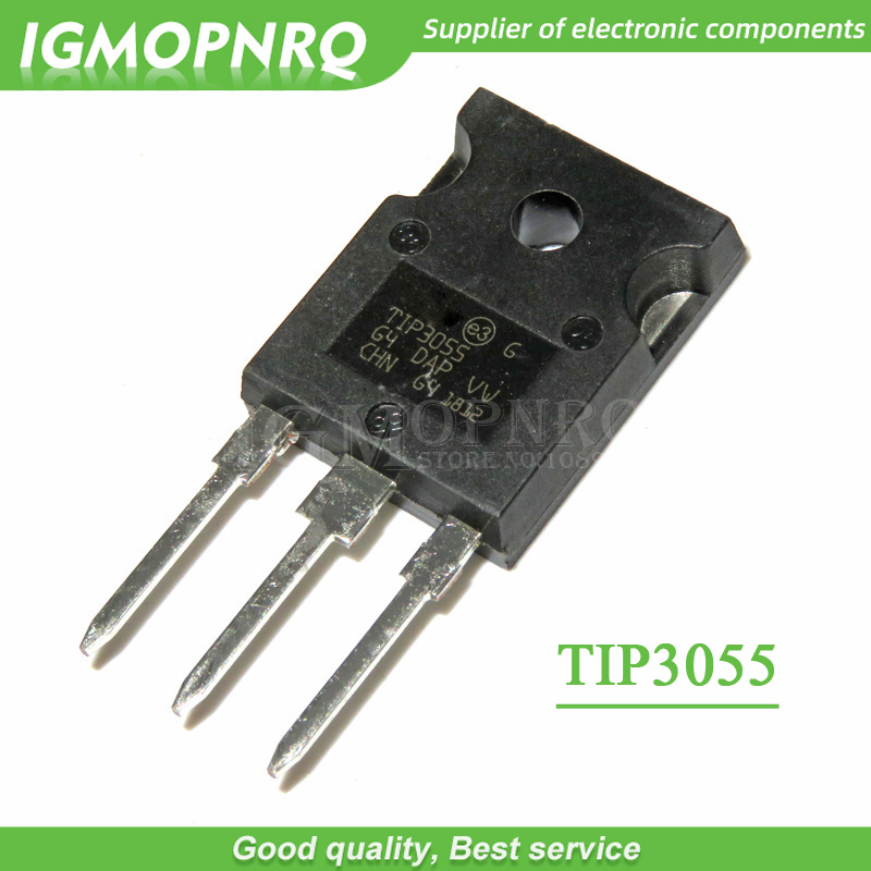 Image 5 - 5PCS TIP35C TIP36C TIP142 TIP147 TIP2955 TIP3055 TO 247 TIP35  TIP36 NPN New and Original IC-in Integrated Circuits from Electronic Components & Supplies