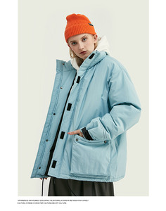 Image 5 - Men and Women Solid Outdoor Jackets Mens Soft Breathable Warm Coat Leather Jacket Male Trench Mens Winter Coats and Jackets