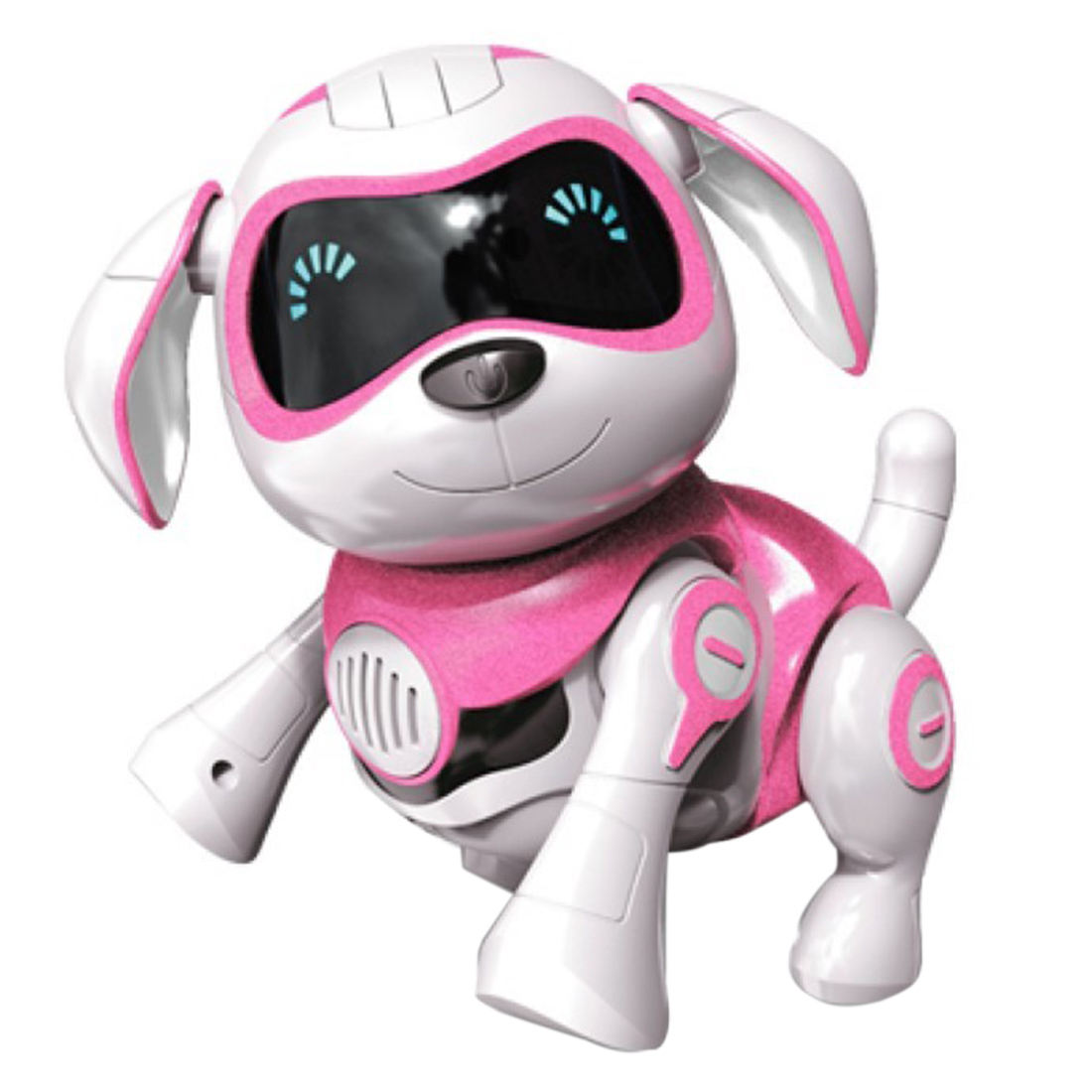 Children Electronic Toys Intelligent Early Education Locke Robot Dog With Music Touch Sensitive Automatically Avoid Obstacles