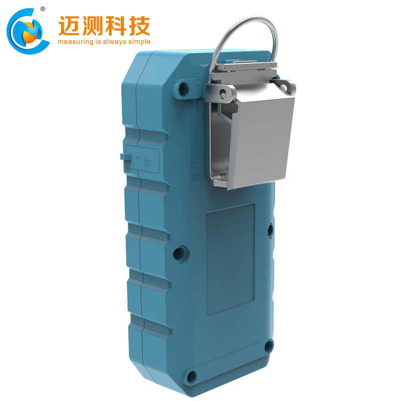 Mileseey détecteur de gaz portable, LCD détecteur de gaz multifonctionnel 4 en 1, gaz toxique, H2S/CO/O2/EX, détecteur de haute précision