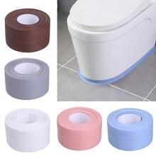 1 шт клейкая лента для кухни ванной комнаты герметичные полоски