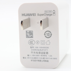 Image 4 - Huawei 40W Ladegerät Original 10V4A Kompressor EU Ladung adapter 5A USB typ c kabel für nova 5 5t 5 pro mate 30 pro p20 p30 pro