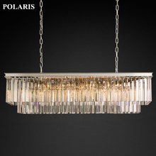 Factory Outlet Luxury Country Vintage Chandelier Crystal Pendant Hanging Light Chandeliers Lamp for Home Hotel Decoration